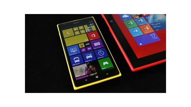 Nokia презентовала первый планшетный компьютер