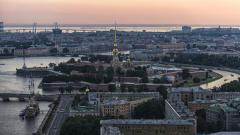 У Петропавловской крепости появится новый апарт-отель