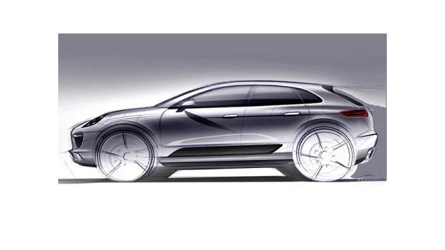 Porsche представил свой новый внедорожник Macan