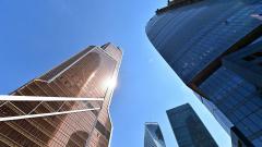 В Москве построят самую высокую башню в Европе под названием One Town
