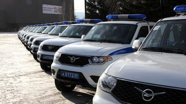 Более 1 тысячи автомобилей планирует приобрести окружное управление маттехснабжение МВД
