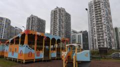 В Ленобласти в январе-октябре введено около 1,8 млн кв метров жилья