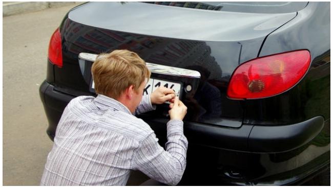 """Цены на """"красивые"""" автомобильные номера выросли до рекордных отметок"""
