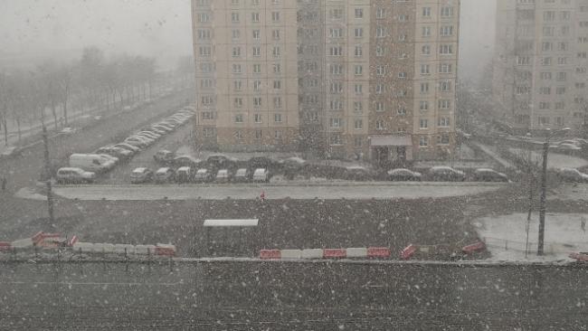 К зиме подготовлено почти 70% жилых домов Петербурга