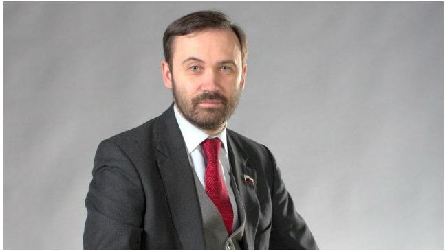 Против депутата Пономарева завели уголовное дело о растрате