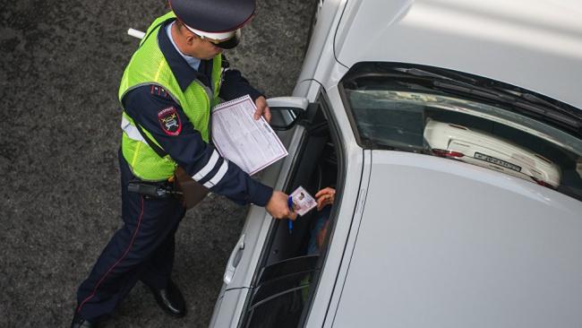 Депутаты предложили освободить некоторых водителей от штрафов за нарушение ПДД