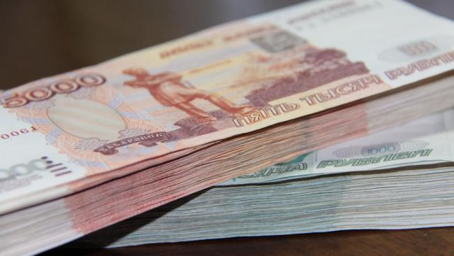 В Петербурге меньше чем за год похитили 13 млн рублей из одного банка