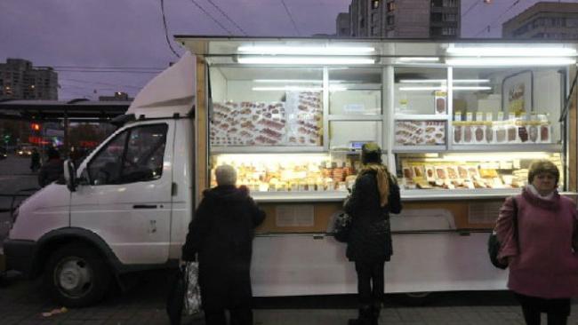 КИО допустил продажу овощей и грибов в автолавках