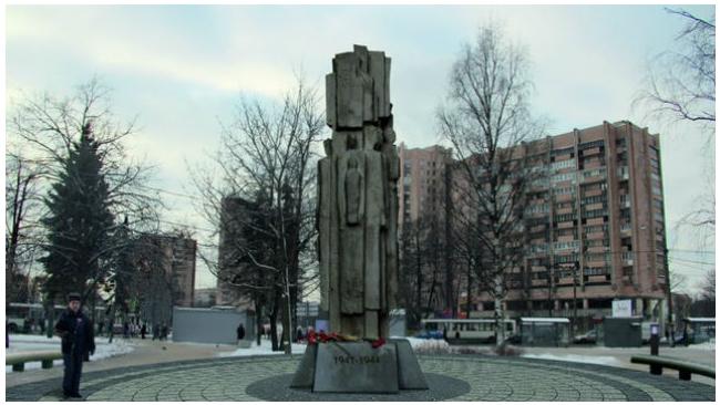 В Петербурге выбрали эскиз памятника для сквера Блокадников