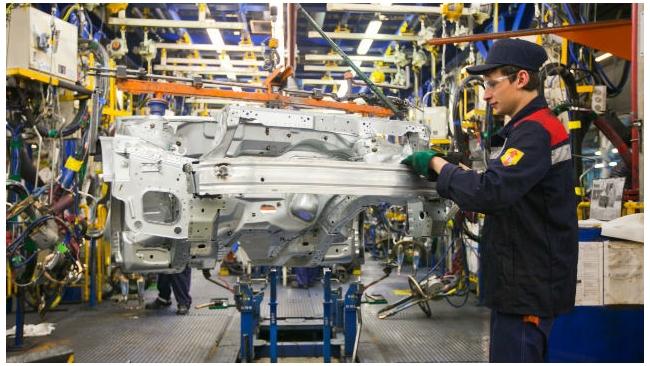 Завод General Motors переходит на режим работы в одну смену