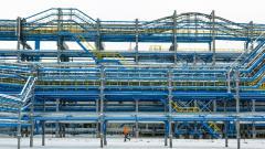 Газпром в октябре нарастил среднесуточные поставки газа в КНР на 17%