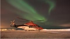 """Разбившийся в Карелии вертолет Agusta А119 летел на базу президента холдинга """"Адамант"""""""