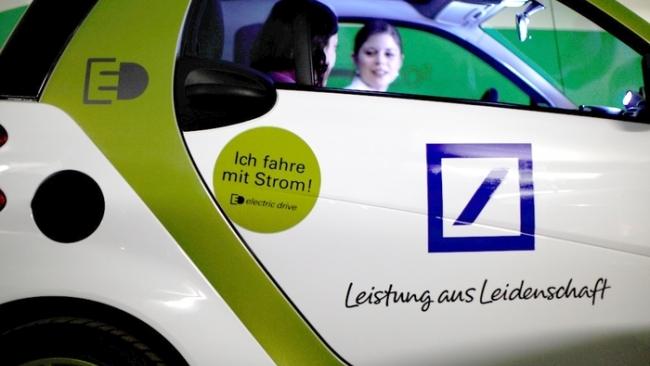 Deutsche Bank стал крупнейшим банком Европы
