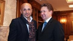 """Миллер: """"Газпром"""" не планирует сокращать финансирование """"Зенита"""""""