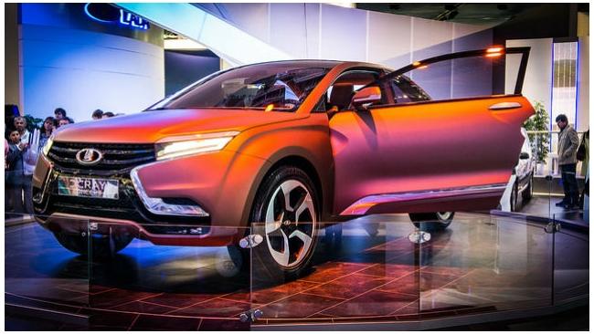Кроссовер Lada XRAY получит французскую платформу Renault
