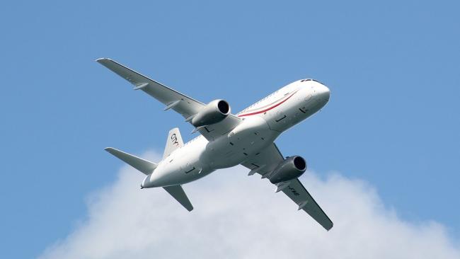 На покупку SSJ 100 Для региональных перевозок было выделено 9,8 млрд рублей