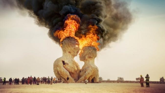"""""""Burning Man 2015"""" стартует в последний день лета"""