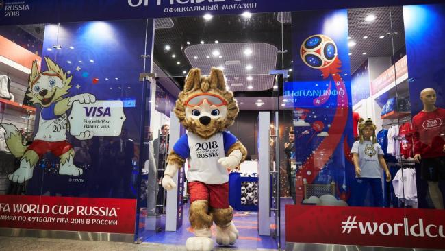 Роскомнадзор заблокировал более двухсот сайтов с контрафактной продукцией ЧМ-2018
