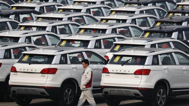 Китай готовится продавать поддержанные авто на российском рынке