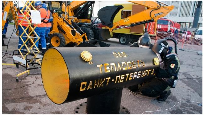 С 15 октября в Петербурге произошло почти 2 тыс. дефектов теплосетей