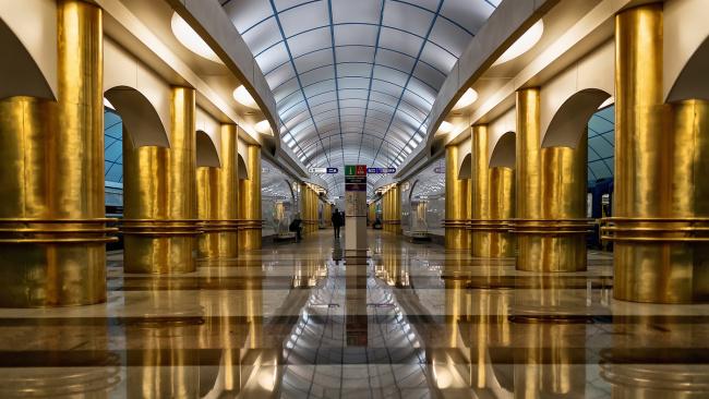 ГУП «Петербургский метрополитен» увеличивает количество вагонов в составах