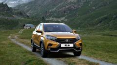 АвтоВаз начал производство Lada Xray Cross