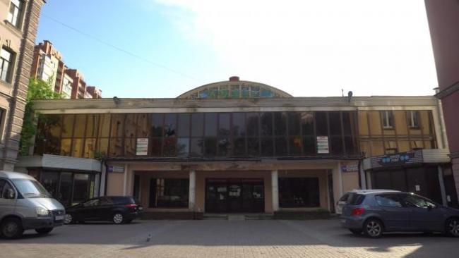 Территория бывшего Невского рынка поставлена под охрану