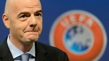 Новым президентом ФИФА стал Инфантино