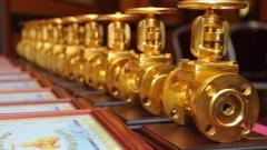 Лучшим  ТСЖ вручат золотые задвижки