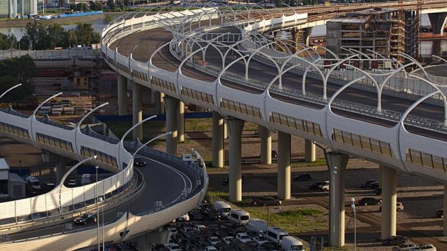 На подключение ЗСД к широтной скоростной магистрали выделят почти 400 млн. рублей
