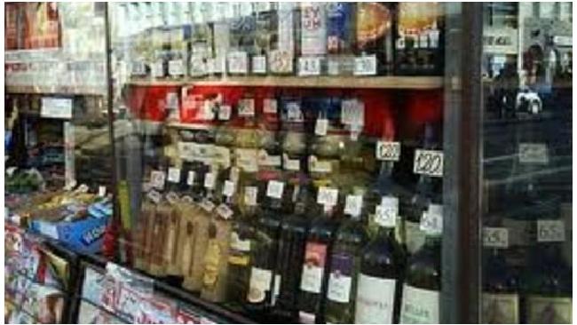 Правительсто снимает запрет на продажу алкоголя рядом со школами