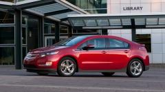 В США оправдали самовозгорающийся электромобиль Chevrolet Volt