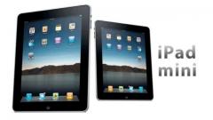 Презентацию  iPad mini отложили на 2 месяца из-за дефицита компонентов