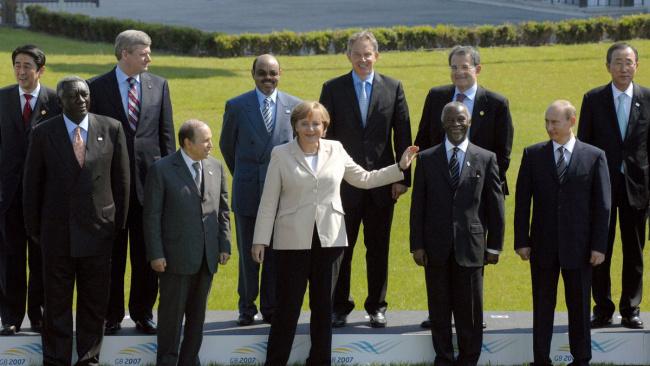 Зеленский заявил, что Россия вернется в G7 только в обмен на Крым