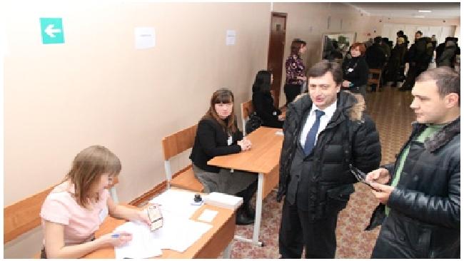 Петербургский избирком возглавит руководитель тамбовского ГИК, где Путин набрал 71,6%