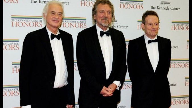Роберт Плант отказался от реюниона Led Zeppelin