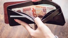 За прошлый год снижение зарплат заметили 18% россиян