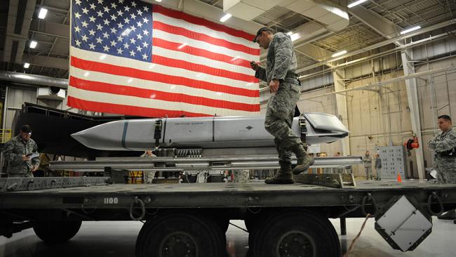 В НАТО случайно рассекретили локации ядерного оружия США в Европе