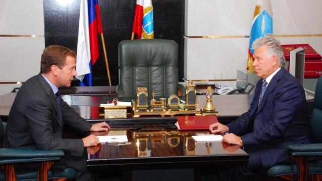 Губернатора Саратовской области досрочно отправили в отставку