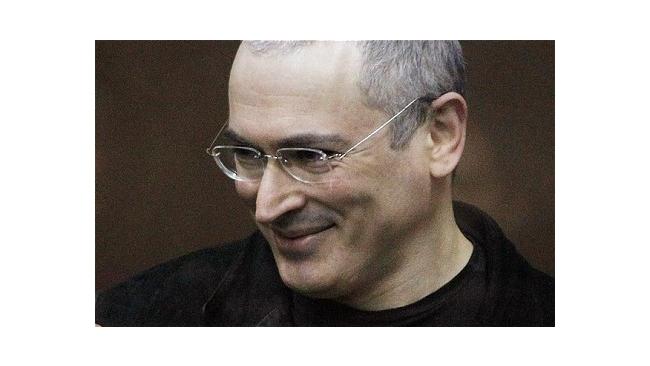 """Ходорковский опубликовал """"черный список"""" российских чиновников"""