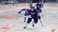 Агентство OTVETDESIGN представило бренд хоккейной команды HUMO