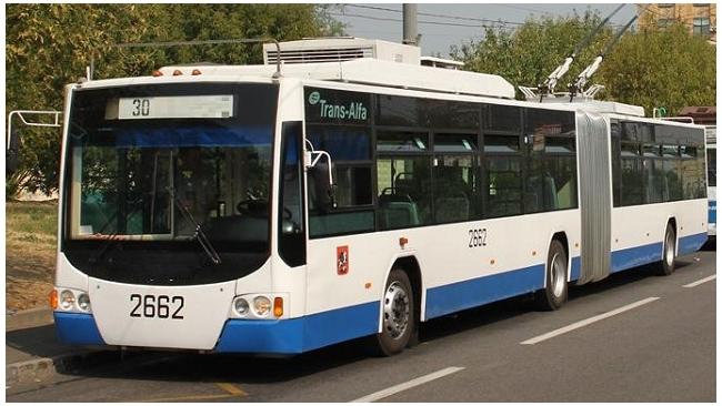 Петербург купит 21 троллейбус за 168 млн рублей