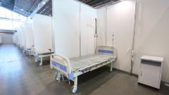 В Петербурге за сутки коронавирусом заболело 376 человек