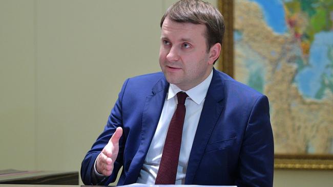 Орешкин сообщил об оптимистических тенденциях рынка России