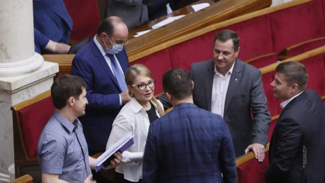 Юлия Тимошенко вылечилась от COVID-19