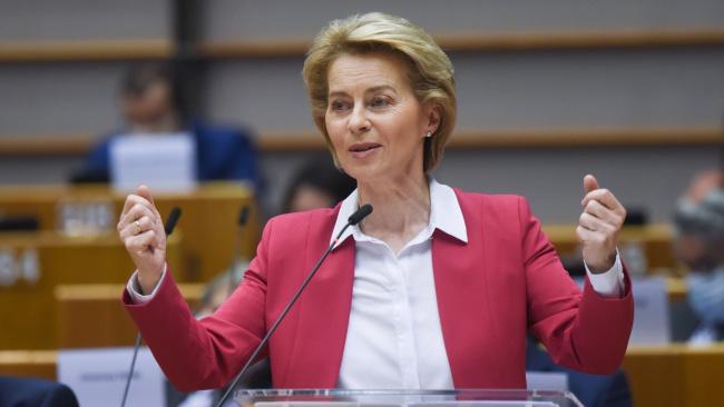 Еврокомиссия выделяет 300 млн евро на борьбу с коронавирусом