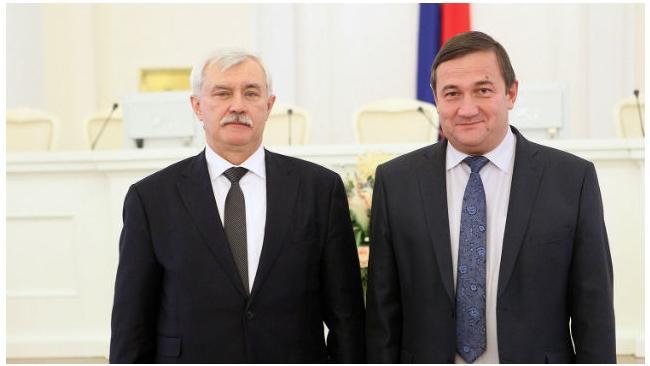Константин Сухенко официально назначен главой комитета по культуре