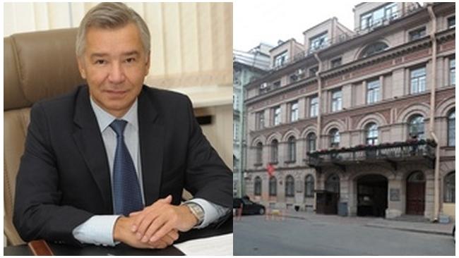 Владимир Абраменко ушел с поста главы комитета по благоустройству