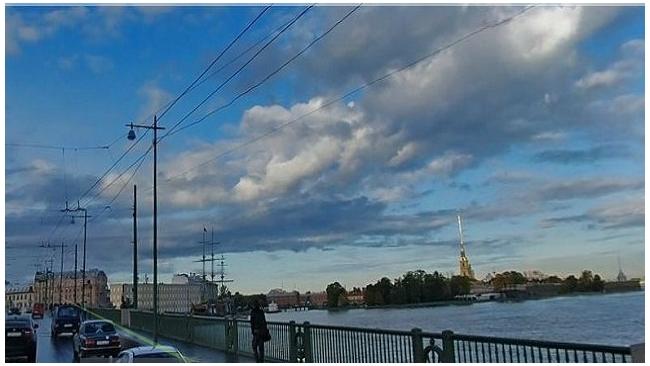 Биржевой мост впервые этой весной разведут в ночь с 21 на 22 марта