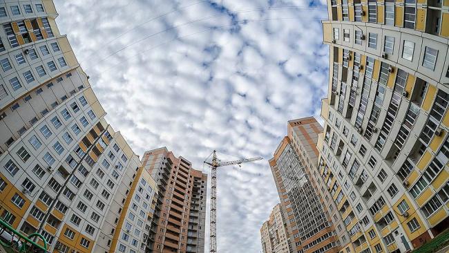 Объемы строительства недвижимости увеличились на 26,2%